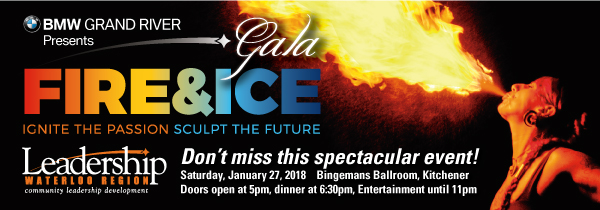 BMW Grand River Presents Fire & Ice Gala